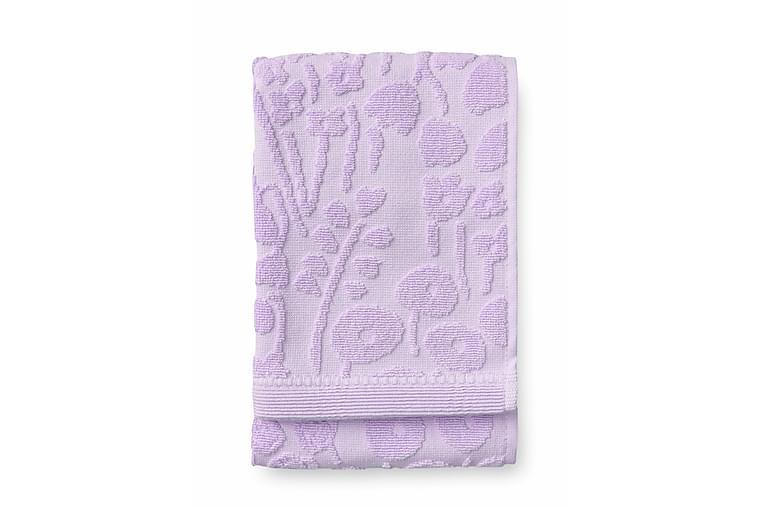 Käsipyyhe Armas 50x70 cm Lila - Finlayson - Sisustustuotteet - Kodintekstiilit - Kylpyhuoneen tekstiilit