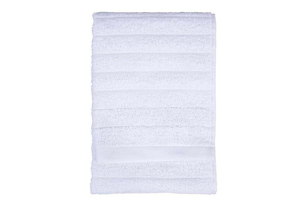 Käsipyyhe Reilu 50x70 cm Valkoinen - Finlayson - Sisustustuotteet - Kodintekstiilit - Kylpyhuoneen tekstiilit