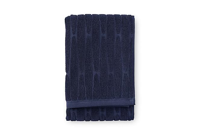 Käsipyyhe Toivo 50x70 cm Tummansininen - Finlayson - Sisustustuotteet - Kodintekstiilit - Kylpyhuoneen tekstiilit