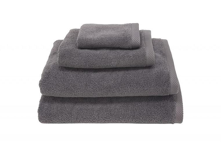 Käsipyyhe Zero 30x30 cm Tuhkanharmaa - Turiform - Sisustustuotteet - Kodintekstiilit - Kylpyhuoneen tekstiilit