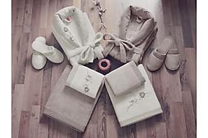 Käsipyyhesetti Cotton Box Perhe 4:n setti