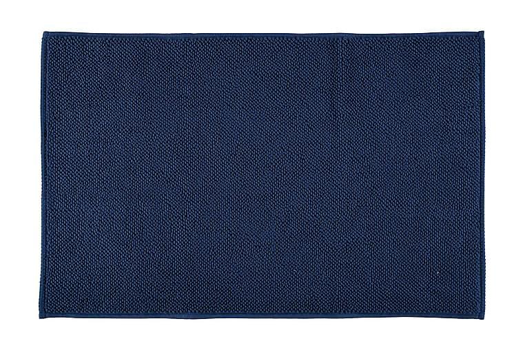 Kylpyhuonematto Terry Sigrid Navy 50x80 cm - Gripsholm - Sisustustuotteet - Kodintekstiilit - Kylpyhuoneen tekstiilit