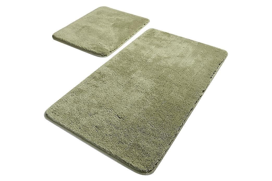Kylpymatto Chilai Home 2:n setti - Monivärinen - Sisustustuotteet - Kodintekstiilit - Kylpyhuoneen tekstiilit