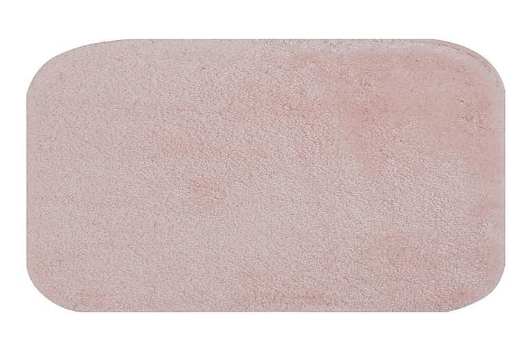 Kylpymatto Confetti 57x100 - Roosa - Sisustustuotteet - Kodintekstiilit - Kylpyhuoneen tekstiilit