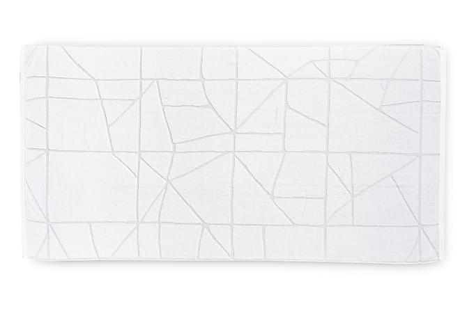Kylpypyyhe Loisto, 70x140cm, valkoinen - Finlayson - Sisustustuotteet - Kodintekstiilit - Kylpyhuoneen tekstiilit