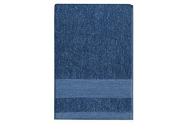 Kylpypyyhe Marmori 70x140 blue