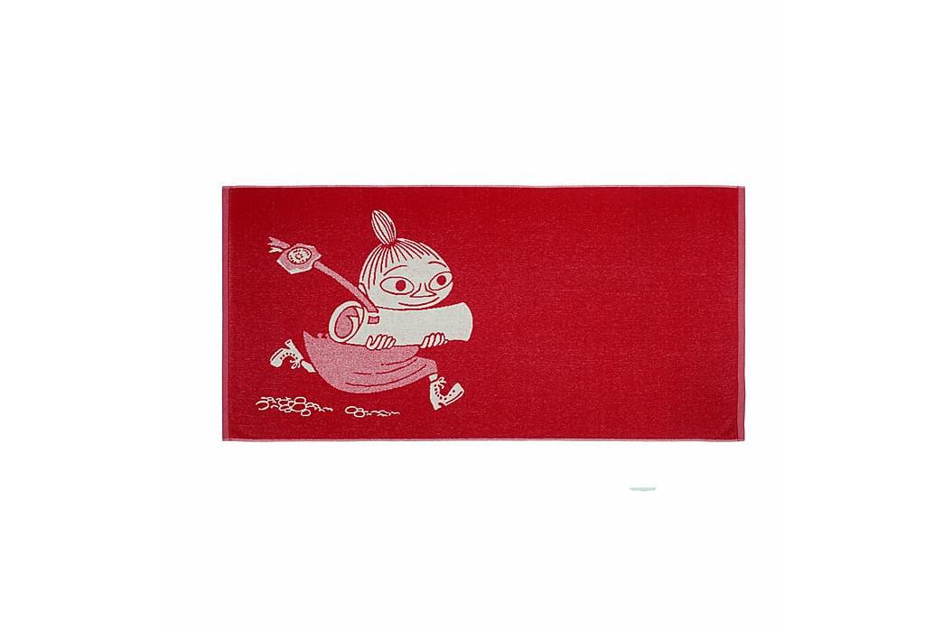 Kylpypyyhe Myy 70x140 cm Punainen - Finlayson - Sisustustuotteet - Kodintekstiilit - Kylpyhuoneen tekstiilit