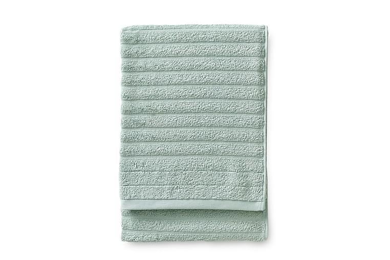 Kylpypyyhe Reilu 70x150 cm Vaaleanvihreä - Finlayson - Sisustustuotteet - Kodintekstiilit - Kylpyhuoneen tekstiilit
