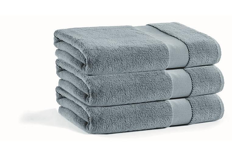 Kylpypyyhe Skeens - Tummanharmaa - Sisustustuotteet - Kodintekstiilit - Kylpyhuoneen tekstiilit