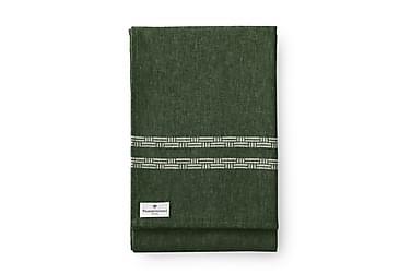 Kylpypyyhe Tamminiemi, 90x180cm, vihreä/pellava