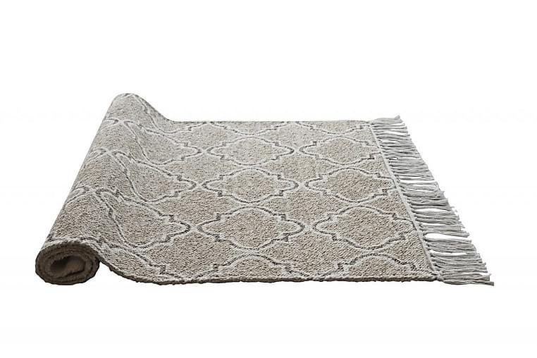 Matto Prego 70x110 Hiekka - Nordicform - Sisustustuotteet - Kodintekstiilit - Kylpyhuoneen tekstiilit