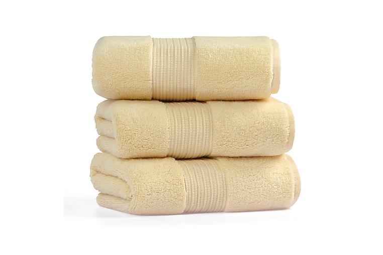Pesulappu Skeens - Keltainen - Sisustustuotteet - Kodintekstiilit - Kylpyhuoneen tekstiilit