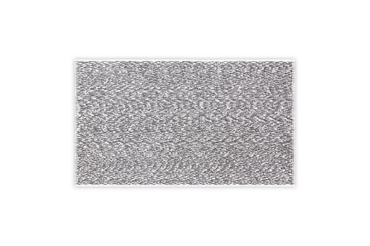 Pyyhe Skeens - Tummanharmaa/valkoinen - Sisustustuotteet - Kodintekstiilit - Kylpyhuoneen tekstiilit