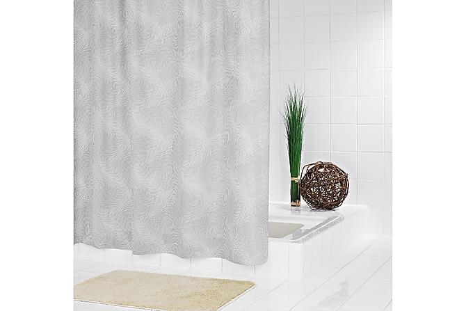 Suihkuverho 3D Läpinäkyvä - Sisustustuotteet - Kodintekstiilit - Kylpyhuoneen tekstiilit