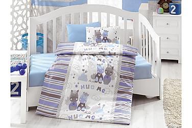 Pussilakanasetti Cotton Box Baby 4-os Ranforce