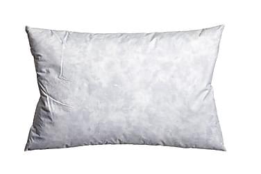 Höyhensisätyyny 40x60 cm Valkoinen