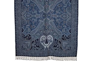 Peitto Byron 130x170 cm Sininen