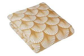 Peitto Laura 130x160 cm Keltainen