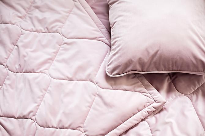 Koristetyyny Melanie 50x50 cm vaalea roosa - Lennol - Sisustustuotteet - Kodintekstiilit - Tyynynpäälliset