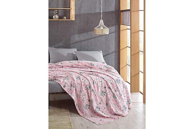 Lakana Marie Claire Yhden 160x240 cm+ tyynyliina - Harmaa - Sisustustuotteet - Kodintekstiilit - Tyynynpäälliset
