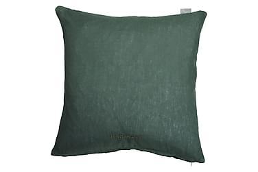 Pellavatyynynpäällinen Harmony 45x45 cm Vihreä