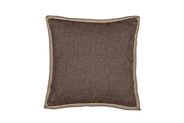 Tyynynpäällinen Aspen 45x45 cm Nougat