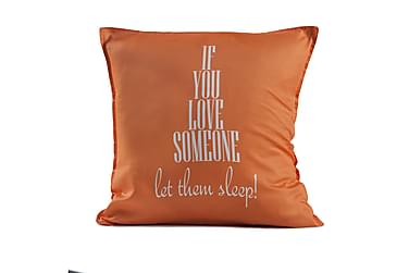 Tyynynpäällinen BC Sleep 48x48 Oranssi