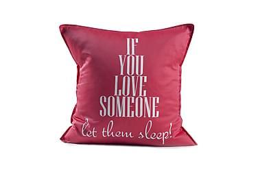 Tyynynpäällinen BC Sleep 48x48 Pinkki