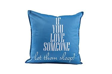 Tyynynpäällinen BC Sleep 48x48 Sininen