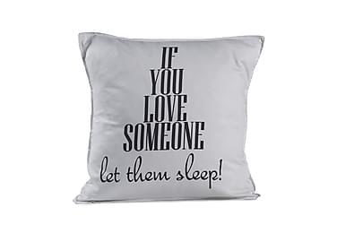 Tyynynpäällinen BC Sleep 48x48 Valkoinen