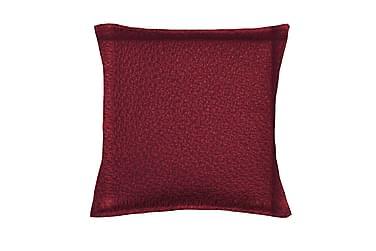 Tyynynpäällinen Bent 48x48 Aubergine