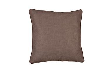Tyynynpäällinen Carl 45x45 cm Nougat