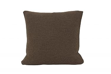 Tyynynpäällinen Dorthe 45x45 cm Konjakki