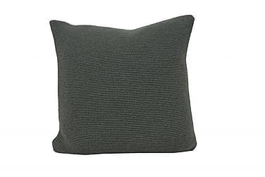 Tyynynpäällinen Dorthe 45x45 cm Merenvihreä