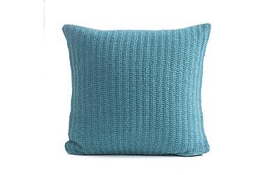 Tyynynpäällinen Elin 48x48 Turkoosi