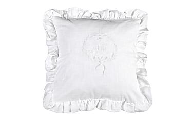 Tyynynpäällinen Emmy 45x45 cm Valkoinen