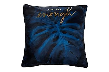Tyynynpäällinen Enough 45x45 cm Sininen