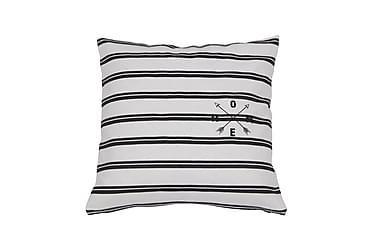 Tyynynpäällinen Home 45x45 cm Valkoinen