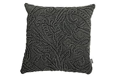 Tyynynpäällinen Imse 45x45 cm Tummanharmaa