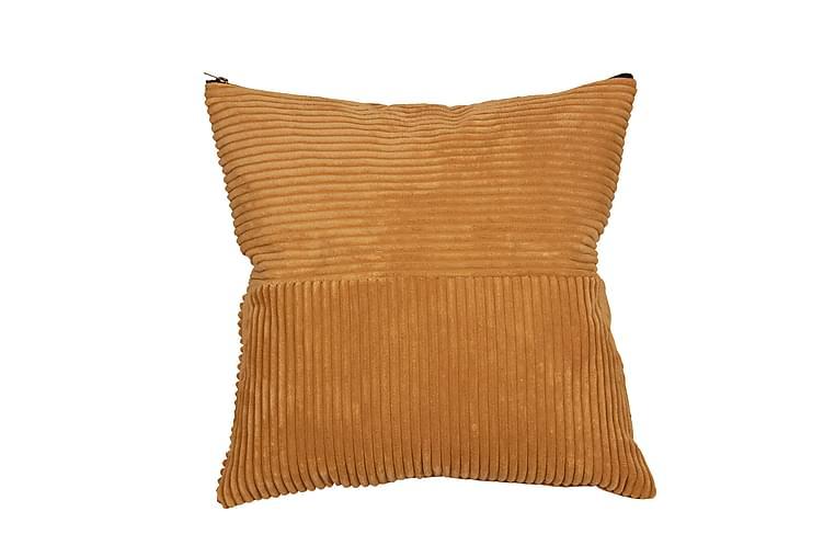 Tyynynpäällinen Isac 50x50 cm Manchester Sahrami - Fondaco - Sisustustuotteet - Kodintekstiilit - Tyynynpäälliset