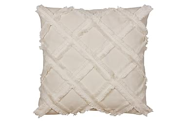 Tyynynpäällinen Jacky 45x45 cm Valkoinen