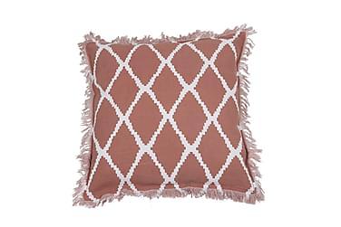 Tyynynpäällinen Jagger 45x45 cm Koralli