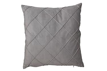Tyynynpäällinen Jonna 50x50 cm Vaaleanharmaa