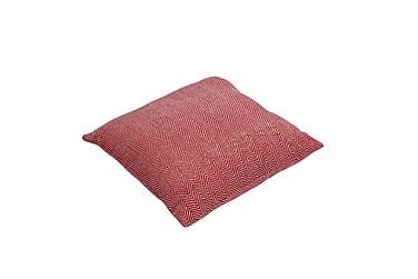 Tyynynpäällinen Kentaur 45x45 Punainen/Luonnonväri
