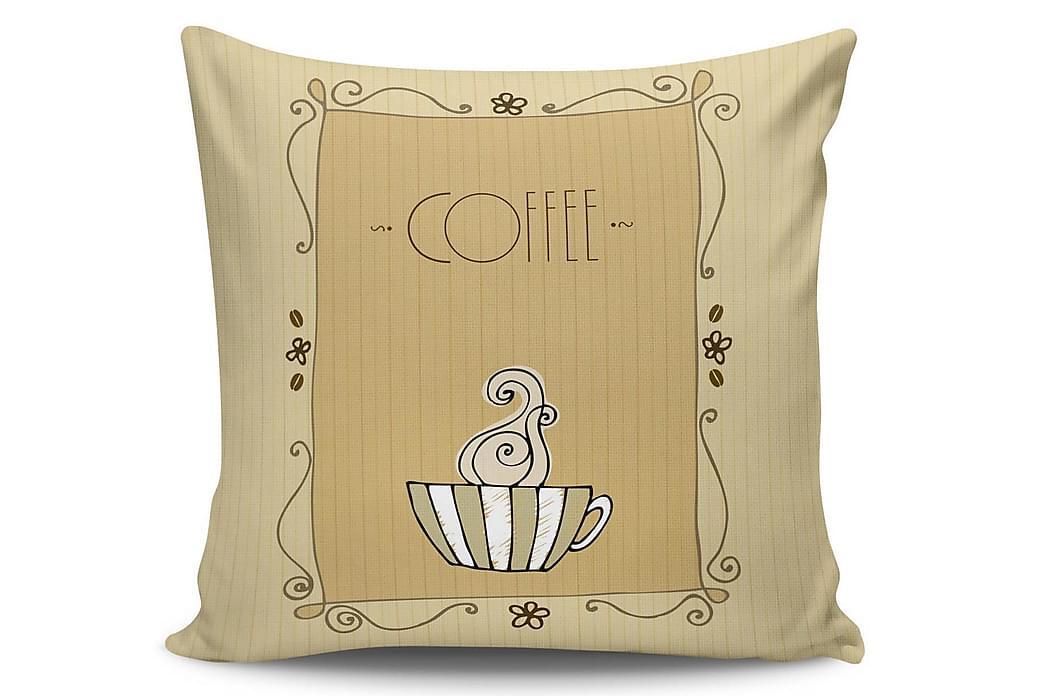 Tyynynpäällinen Kissy 45x45 cm - Monivärinen - Sisustustuotteet - Kodintekstiilit - Tyynynpäälliset