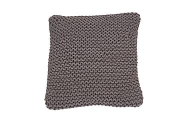 Tyynynpäällinen Knut 45x45 cm Harmaa