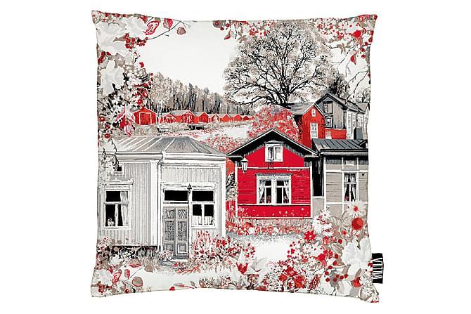 Tyynynpäällinen Kokkola 43x43 Monivärinen - Vallila - Sisustustuotteet - Kodintekstiilit - Tyynynpäälliset