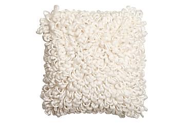 Tyynynpäällinen Misty 45x45 cm Valkoinen