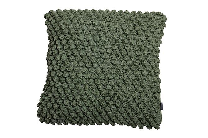 Tyynynpäällinen Molly 45x45 cm Vihreä - Mogihome - Sisustustuotteet - Kodintekstiilit - Tyynynpäälliset