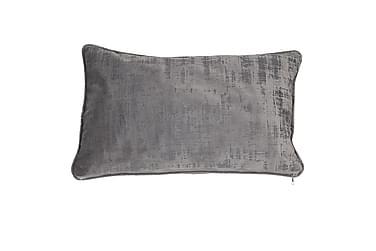 Tyynynpäällinen Owen 30x50 cm Sametti Harmaa